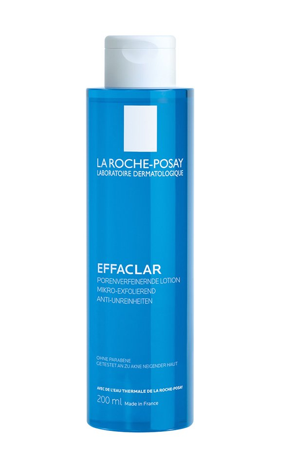 La Roche-Posay Effaclar Lotion Review by Hey Pretty Beauty Blog