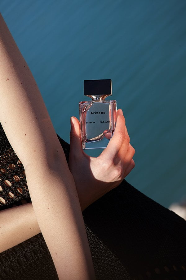 Arizona by Proenza Schouler (Making Of Campaign Visual), PR Image and Review on Hey Pretty