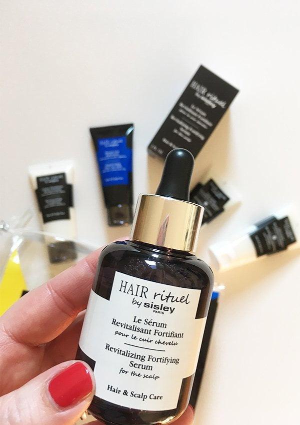 Sisley Hair Rituel Haarpflege für Luxusschöpfe (Hey Pretty Beauty Blog Quick-Review)