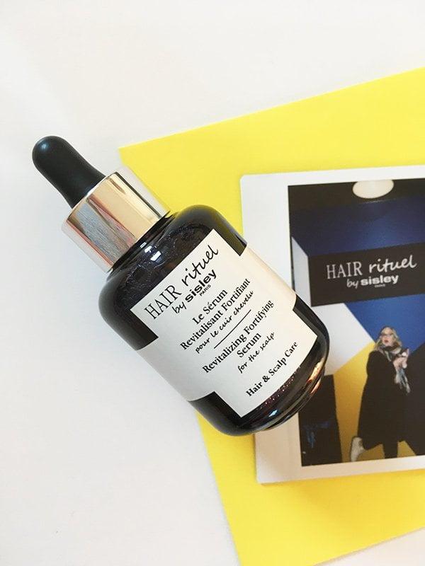 Sérum Revitalisant Fortifiant pour le cuir chevelu (Sisley Hair Rituel), Erfahrungsbericht des Kopfhaut-Serums von Sisley auf Hey Pretty Beauty Blog