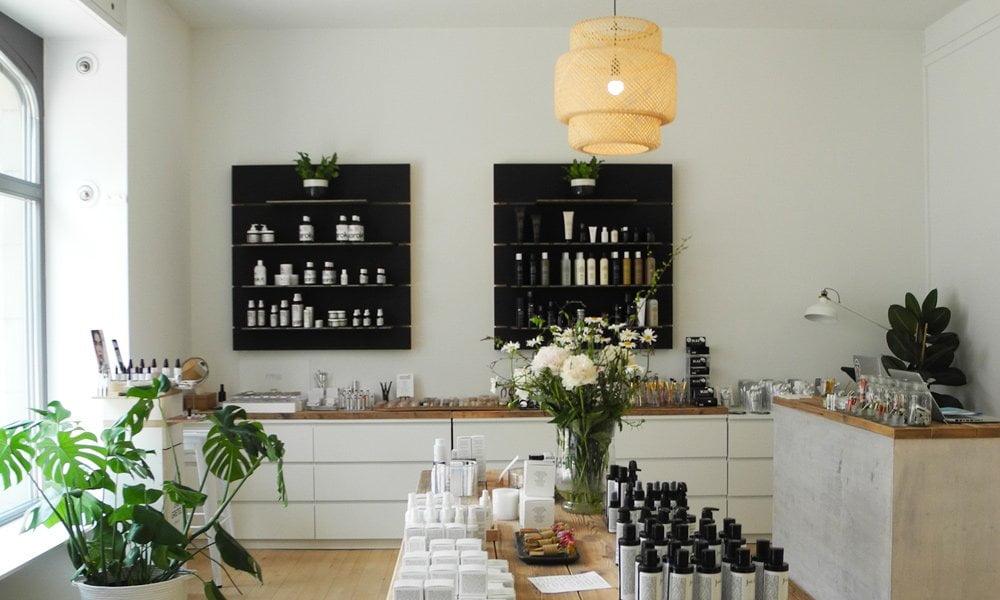Pretty & Pure Spa Review: Naturkosmetik Shop und Spa in Zürich (Hey Pretty Beauty Blog 2018)