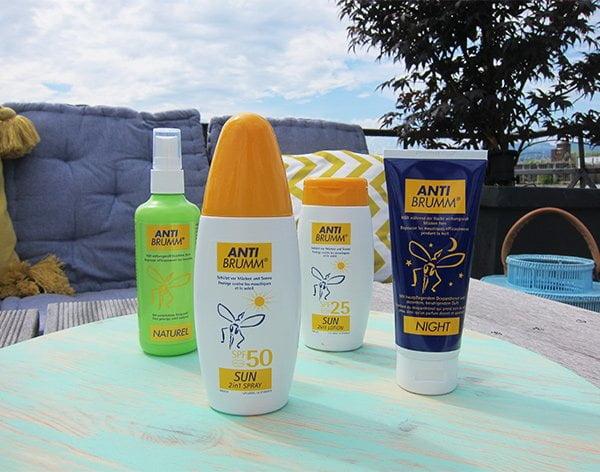 Anti-Brumm Mückenschutz und Sun 2in1 (Erfahrungsbericht auf Hey Pretty)