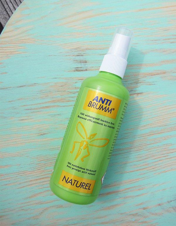 Anti-Brumm Naturel Mückenspray (Review auf Hey Pretty Beauty Blog)