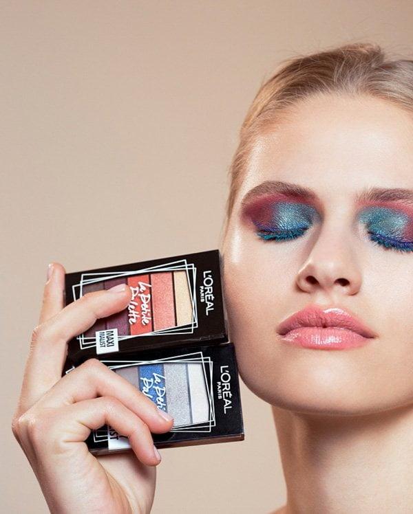 L'Oréal Paris La Petite Palette Lidschatten: Gewinnspiel auf Hey Pretty (PR Visual)