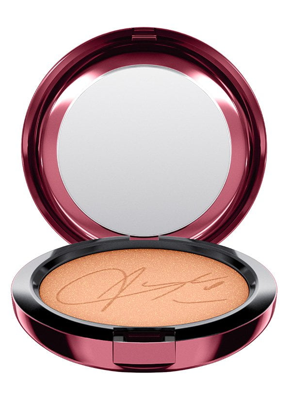 MAC Aaliyah Haughton: Baby Girl Bronzing Powder Compact (Hey Pretty Beauty Blog Review)