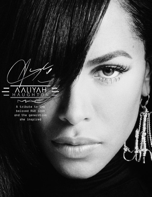 PR Visual MAC Aaliyah Haughton Collection (2018), Review auf Hey Pretty