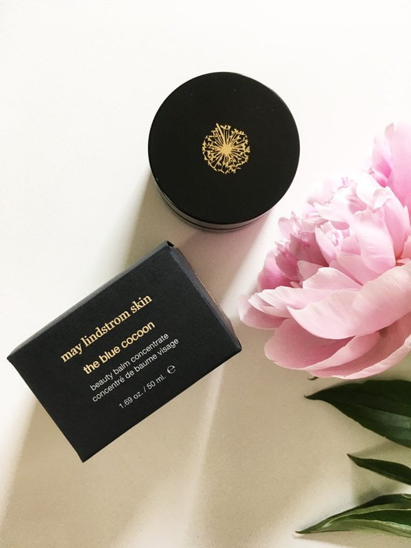 May Lindstrom The Blue Cocoon Beauty Balm Concentrate: Review auf Hey Pretty Beauty Blog