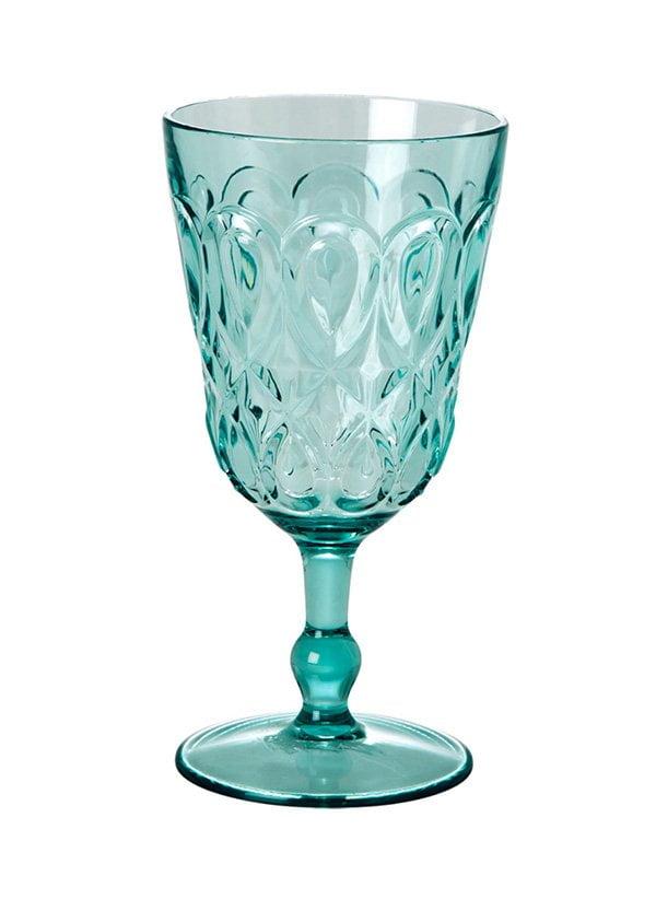 Kunststoff-Weinglas Swirly von Rice (Hey Pretty's Perfektes Picknick)