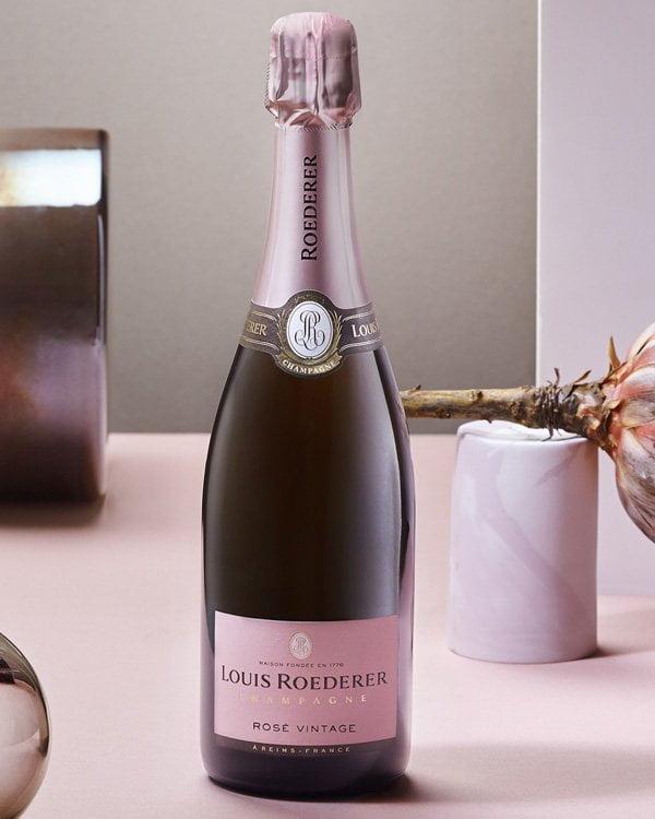 Louis Roederer Rosé Champagne 2012 (Hey Pretty's Perfektes Picknick)