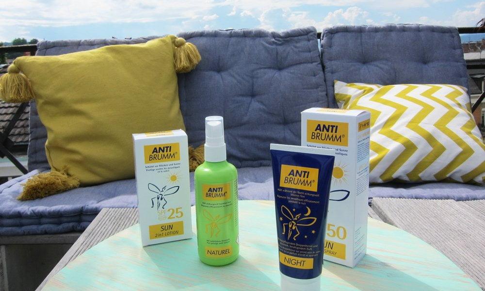 Anti-Brumm Mückenschutz und Brand Love: Hey Pretty Beauty Blog Review und Verlosung