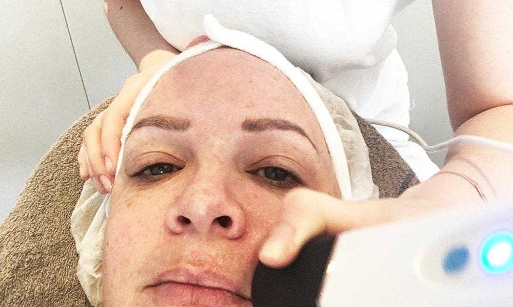 Hautverbesserungskur bei Elu Cosmetics: Hey Pretty testet das neue OxyGeneo Facial