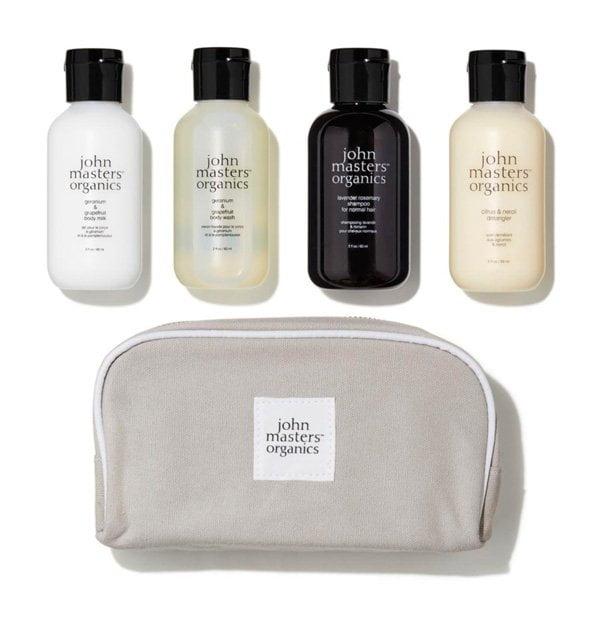 Die besten Beauty Reisegrössen: John Masters Organics Travel Kit