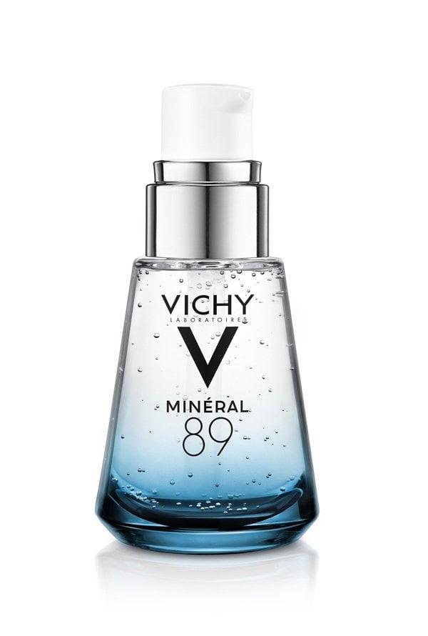 Die besten Beauty-Reisegrössen 2018: Vichy Mineral 89 Booster als 30ml-Flakon (Hey Pretty Review für deine Packliste)