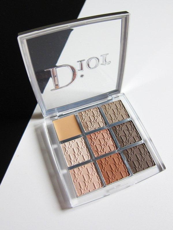 Dior Backstage Eye Palette (Warm Neutrals), Image & Review auf Hey Pretty