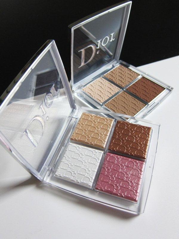 Dior Backstage Glow Face Palette und Contour Palette (Erfahrungsbericht und Kollektionsvorstellung auf Hey Pretty)