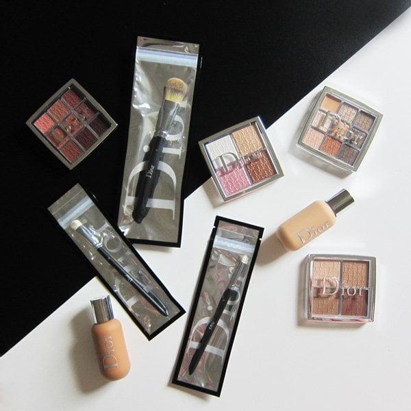 Dior Backstage Make-Up: Kollektionsvorstellung und Erfahrungsbericht auf Hey Pretty Beauty Blog