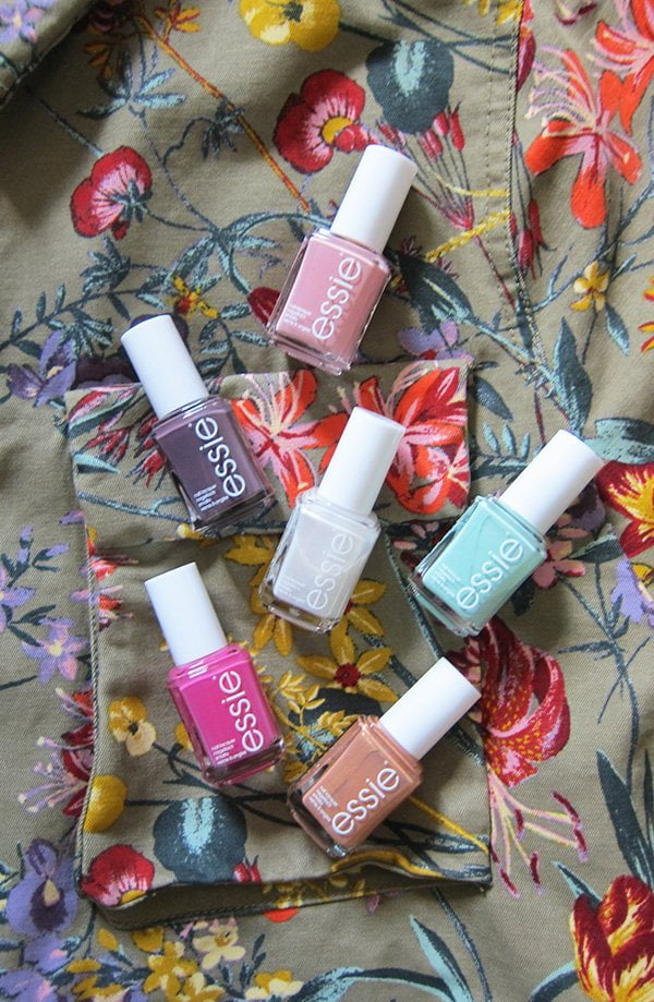 Essie Nagellack: Sommerkollektion 2018 auf Hey Pretty Beauty Blog