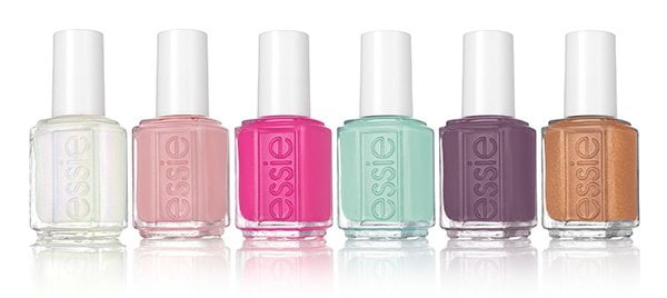 Essie Sommerkollektion 2018: The Fuchsia is Bright (Hey Pretty Beauty Blog Review), PR Image