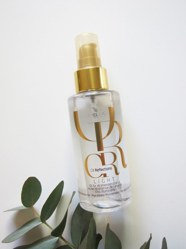 Wella Oil Reflections Light Oil (Hey Pretty Haaröle-Special, brought to you by Perfecthair.ch)