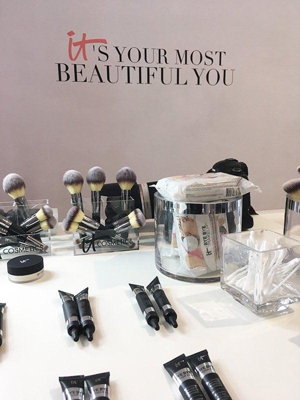 IT Cosmetics Launch Event in Hamburg mit Hey Pretty