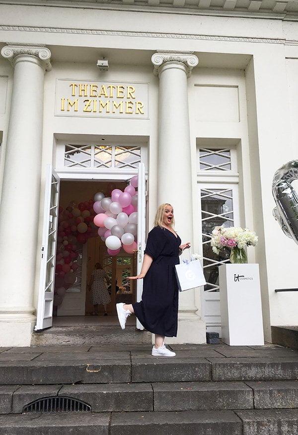 It Cosmetics Schweiz: Auf zum Launch-Event in Deutschland mit Hey Pretty Beauty Blog