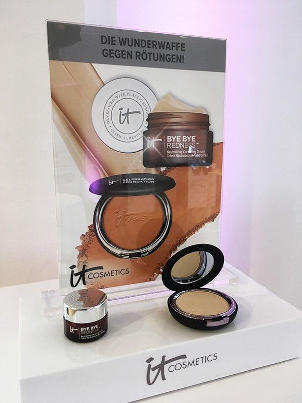 It Cosmetics Launch Event in Hamburg mit Hey Pretty Schweiz