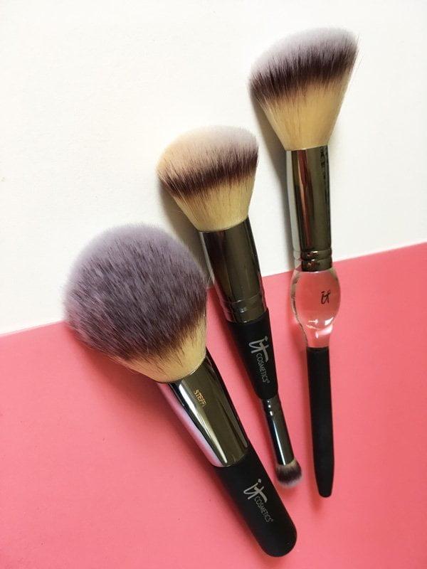 It Cosmetics Deutschland-Launch: Schminkpinsel (Hey Pretty Beauty Blog)