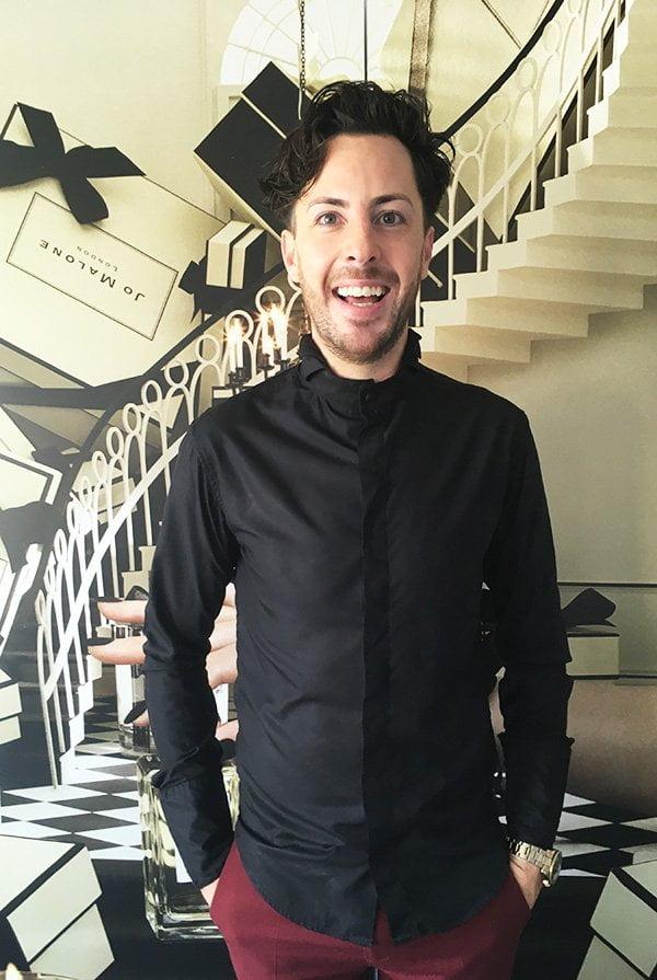 Q&A mit Anton Denver von Jo Malone London: Wie findet man seinen Signature Duft? (Hey Pretty Beauty Blog)