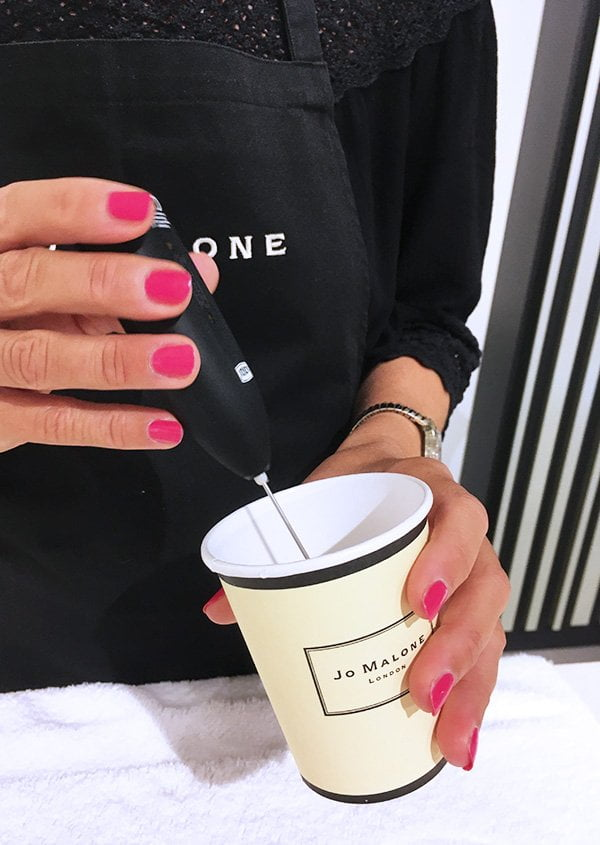 Fragrance Combining erleben bei Jo Malone London: Arm- und Handmassage bei Globus Luzern (Hey Pretty)
