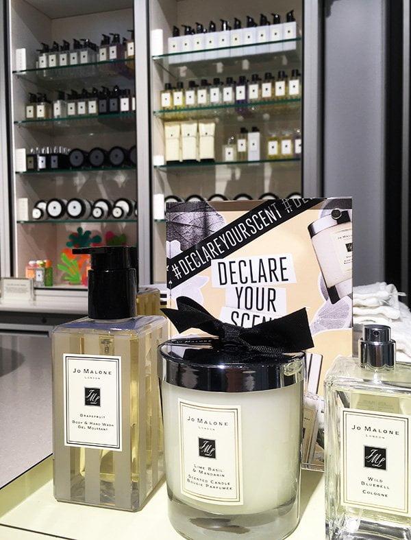 Fragrance Combining bei Jo Malone London: Mit Hey Pretty zu Besuch bei Globus Luzern