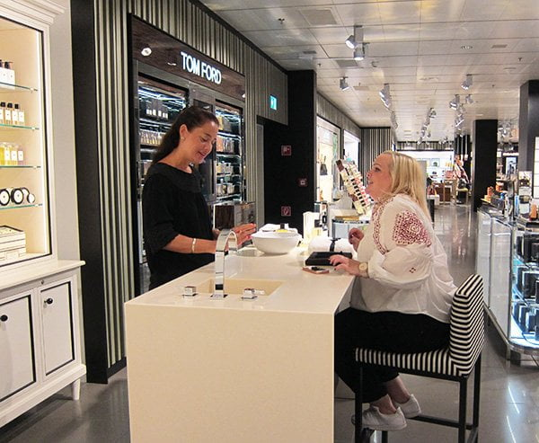 The Power of the Chair: Die Jo Malone London Düfte entdecken bei Globus Luzern (Hey Pretty)