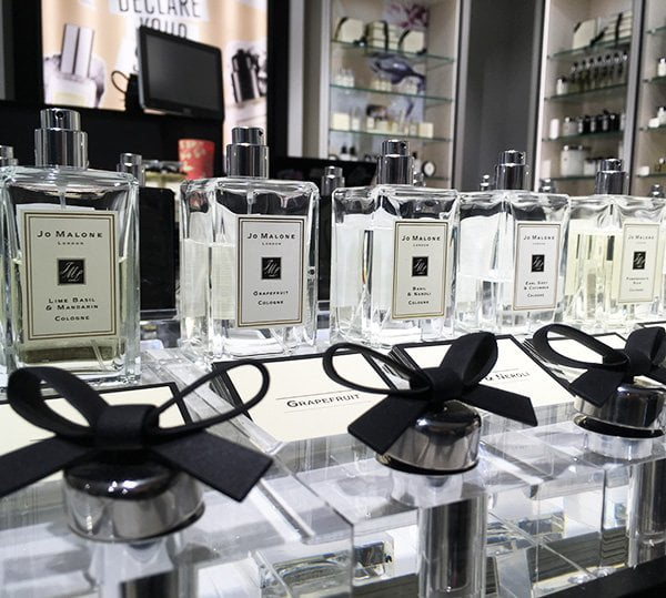 Fragrance Bay bei Jo Malone London (am Globus Counter in Luzern): Hey Pretty Review