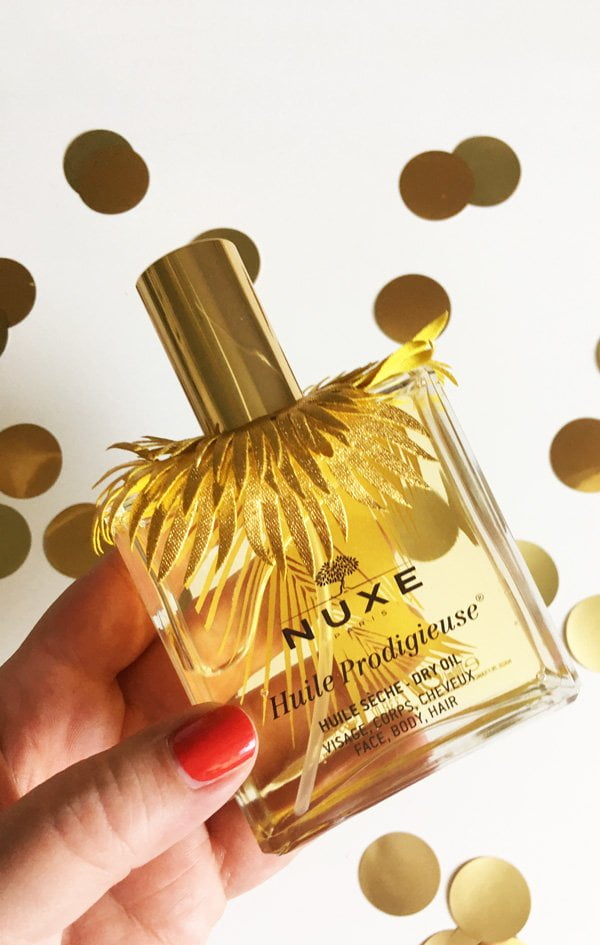 Verlosung Nuxe Huile Prodigieuse Limited Edition 2018 auf Hey Pretty (Beauty Classics)