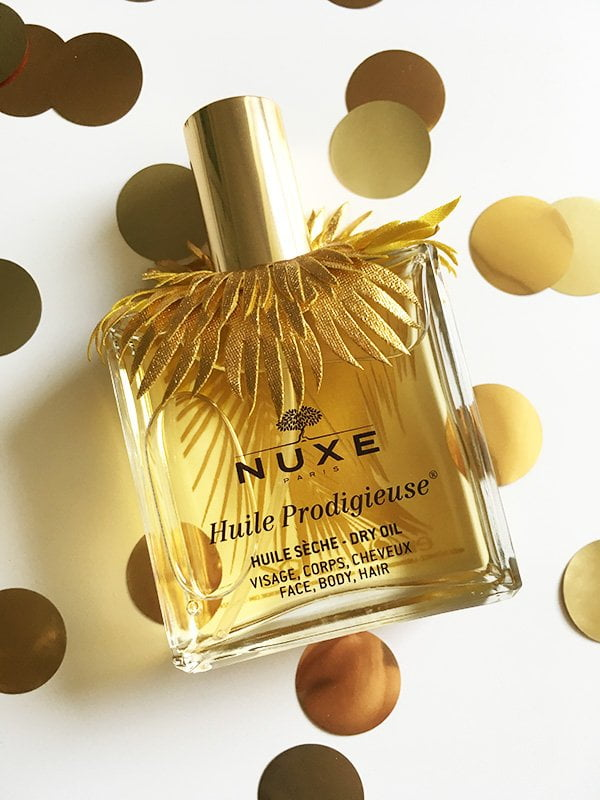 Nuxe Huile Prodigieuse Limited Edition 2018 (Review und Verlosung auf Hey Pretty)