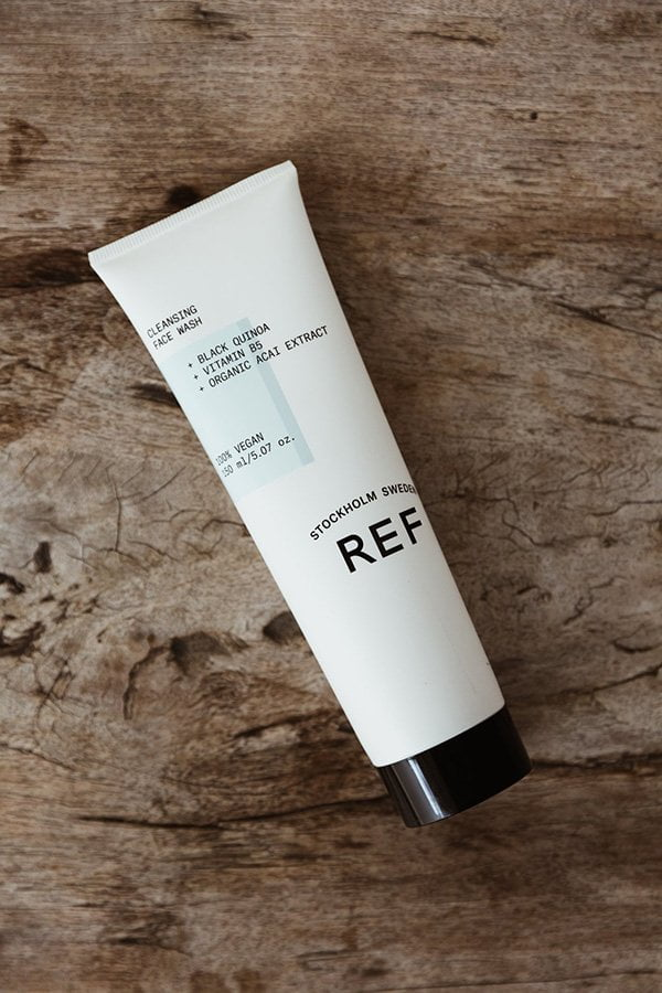 REF Cleansing Face Wash (PR Image), Haircare Review on Hey Pretty