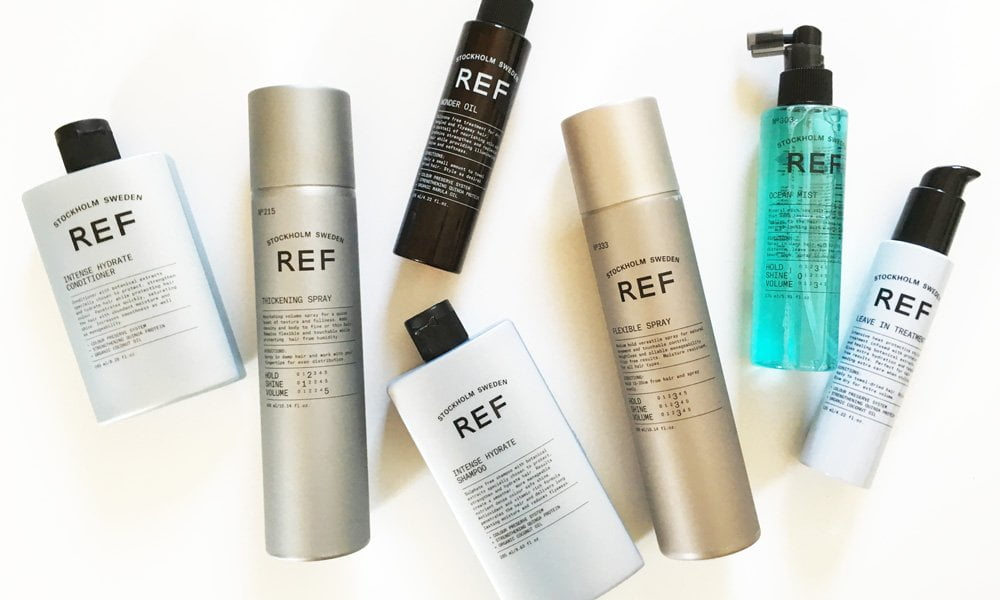 REF Stockholm Professional Haircare: Review auf Hey Pretty