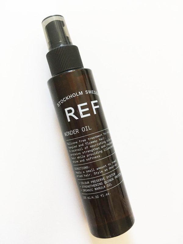 REF Stockholm Wonder Oil (Hey Pretty Review)