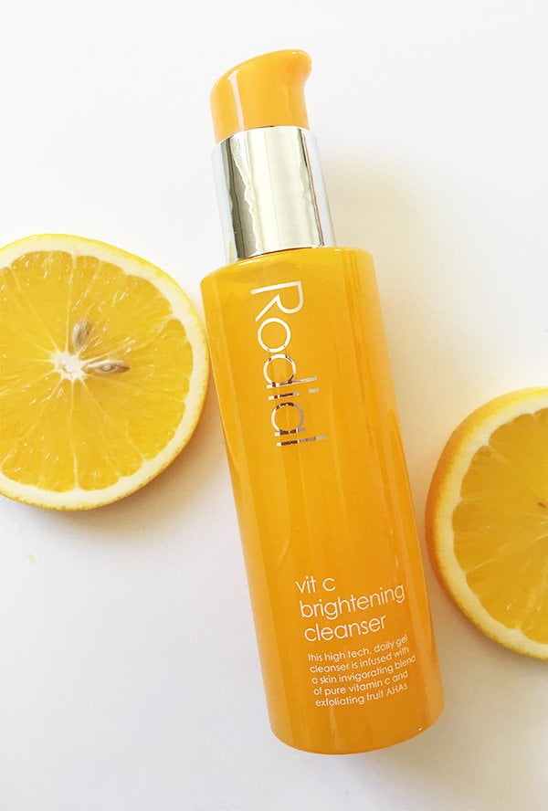 Rodial Vit C Brightening Cleanser (Review auf Hey Pretty)