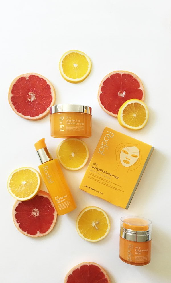 Rodial Vit C Brightening Skincare (Review auf Hey Pretty Beauty Blog)