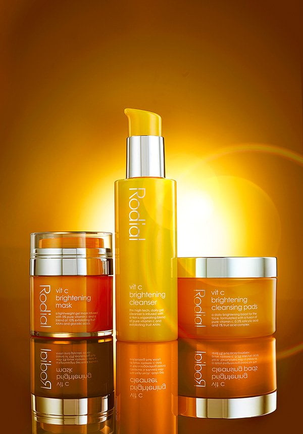 Rodial Vit C Brightening Skincare (PR Visual der Kollektion), Hey Pretty Erfahrungsbericht