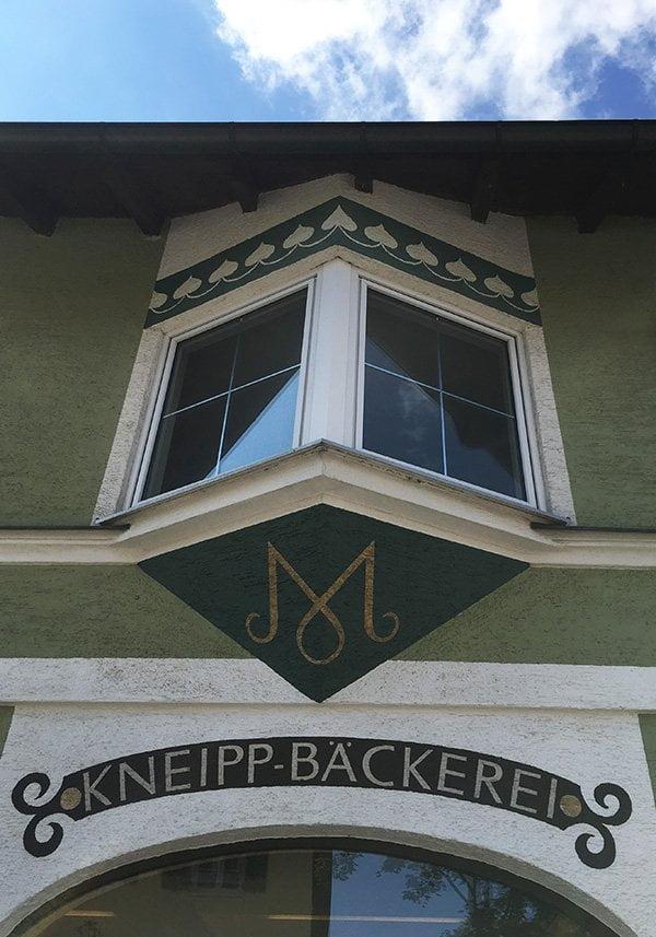 Kneipp Bäckerei in Bad Wörishofen (Hey Pretty Spa Review)