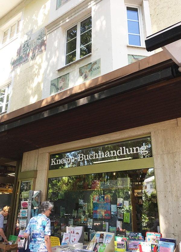 Knepp Buchhandlung in Bad Wörishofen (Hey Pretty Spa Review)