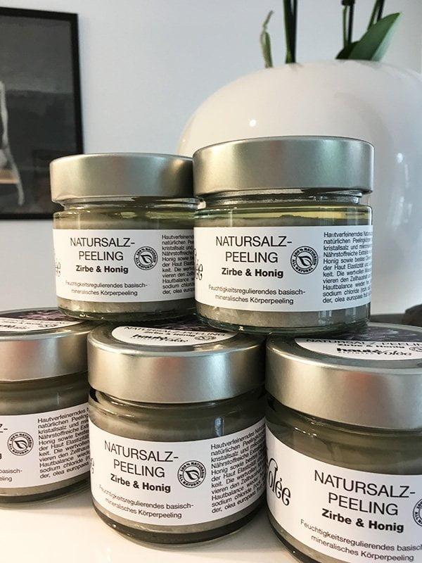 Alpensalz Peeling Haute Volée –Alpinspa hautevolée im Vitalhotel Sonneck Bad Wörishofen (Hey Pretty)