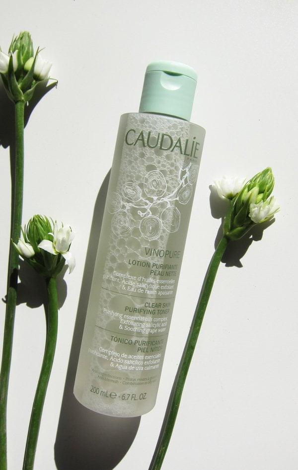 Caudalie Vinopure Clear Skin Purifying Toner (Reinigungslotion für schöne Haut): Erfahrungsbericht auf Hey Pretty Beauty Blog