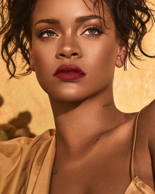 Fenty Beauty PR Image: Rihanna (Hey Pretty Review zum Launch von Fenty in der Schweiz)