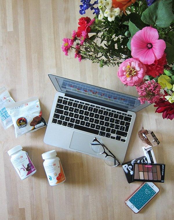 Health-Ix Nahrungsergänzungs Gummies: Review auf Hey Pretty Beauty Blog (bezahlte Werbung), jetzt bei Migros erhältlich