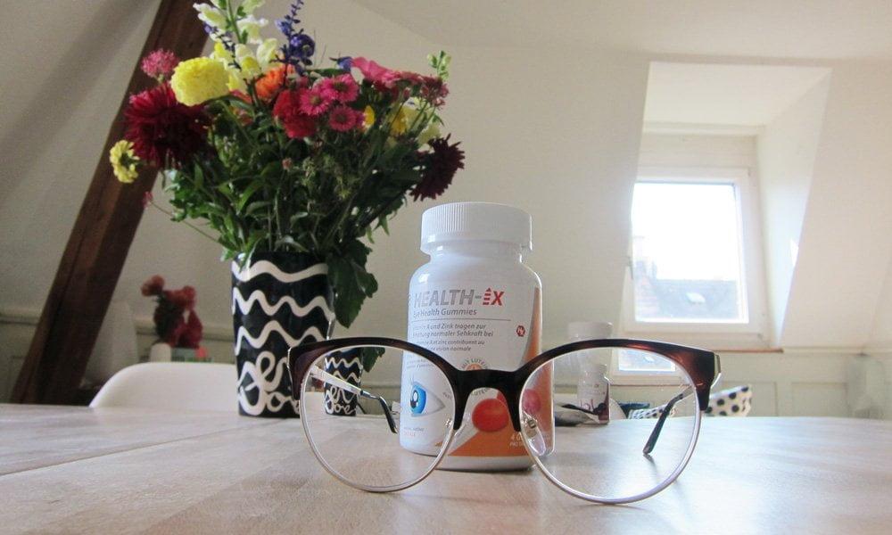 Hey Pretty Review: Health iX Eye Health Gummies (Werbung)