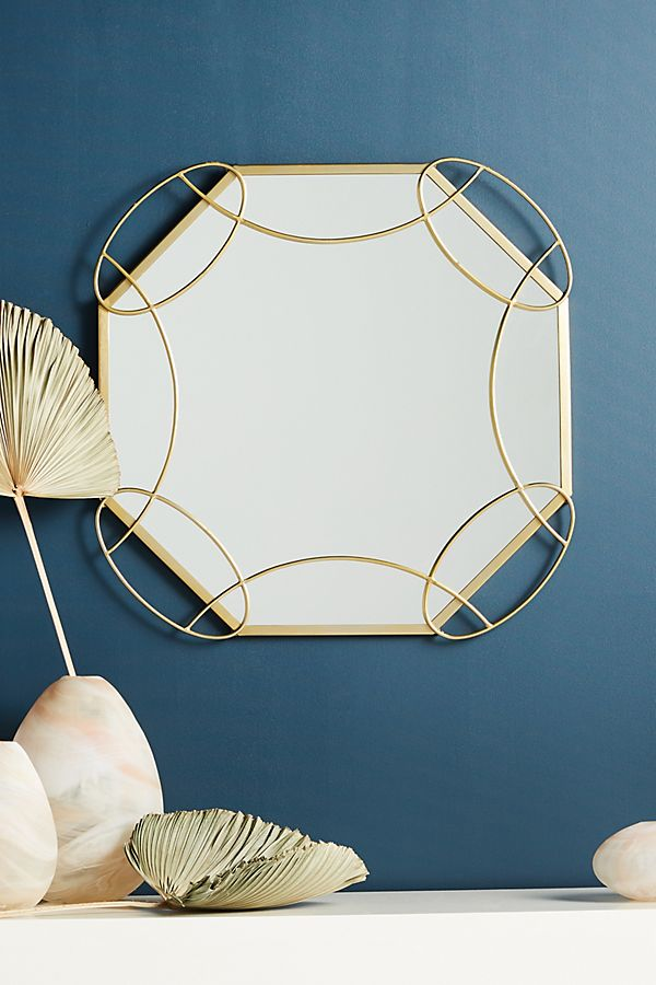 Ibiza-Style für Boho Flair: Heidi Mirror von Anthropologie (Hey Pretty Deko Flash)
