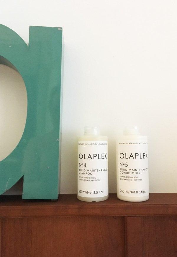 Olaplex No. 4 und No. 5 (Shampoo und Conditioner): Review auf Hey Pretty Beauty Blog