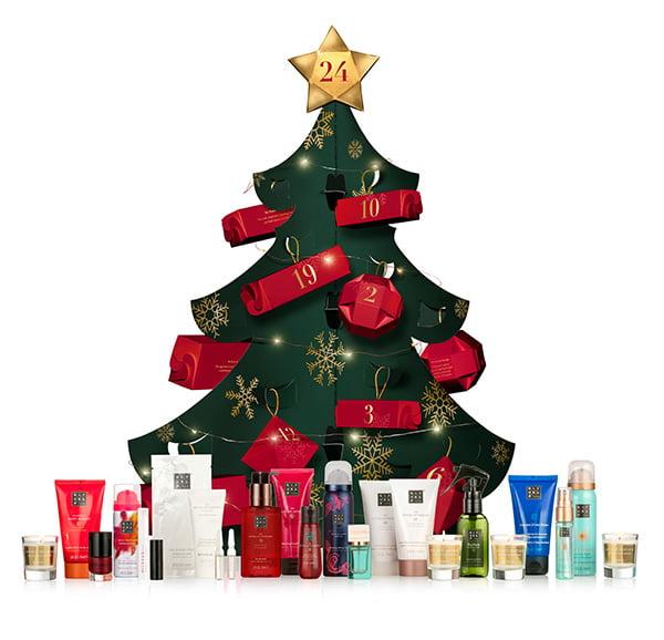 Alle wichtigen Beauty-Adventskalender 2018: The Ritual of Advent Deluxe Calendar (limitiert bei Rituals erhältlich)